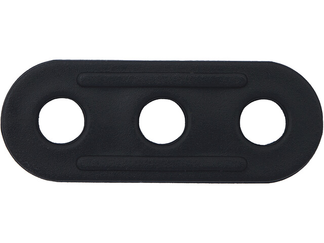 Relags Guy Rope Tightener 38x13x2,5mm, black